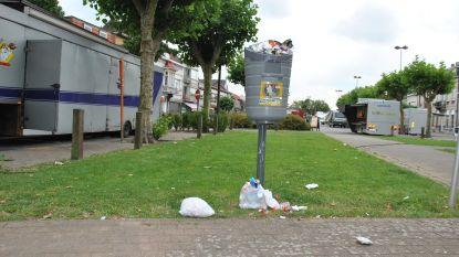 """Week van de handhaving: """"Marktkramers en bezoekers krijgen extra tips om afval te vermijden"""""""