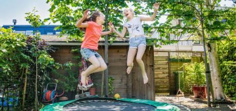 Verkoop van aantal trampolines verboden