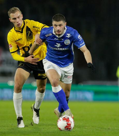 RKC probeert Stefan Velkov over te nemen van FC Den Bosch