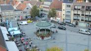 Rijweg rond Markt Aalter wordt nu al opgebroken (zodat avondmarkt mogelijk blijft)