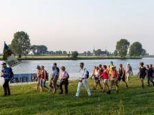 Zuiderwaterlinie, de 'Brabantse Elfstedentocht': 'Lopen helpt tegen de zorgen'