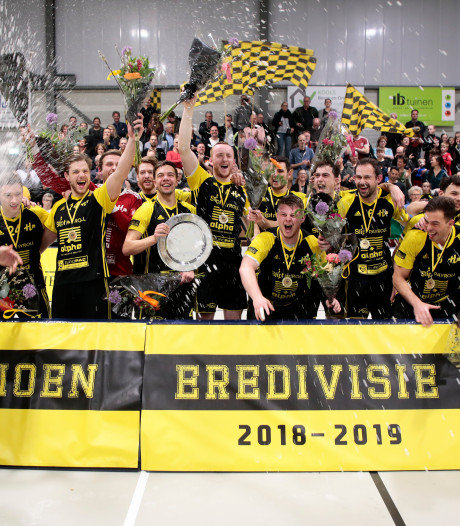 Handbal Houten strikt The Dome als sponsor