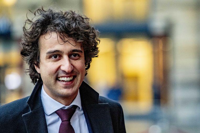 GroenLinks-leider Jesse Klaver. Beeld ANP/Robin Utrecht
