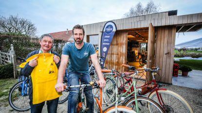 Na tien jaar opnieuw volwaardige fietswinkel in Hertsberge