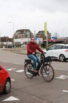 Gevaarlijke verkeerssituatie bij Albert Heijn in Brielle dit jaar nog aangepakt