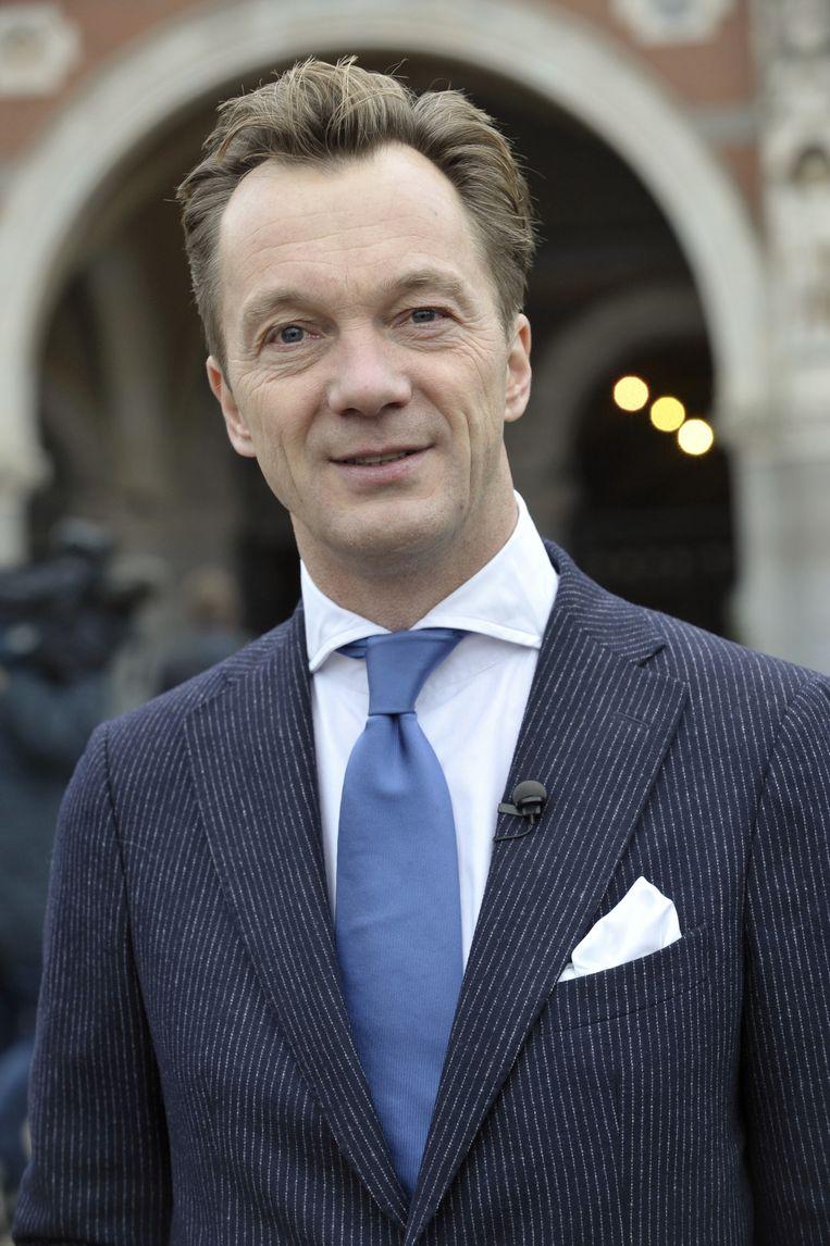 Wim Pijbes. Beeld Dijkstra bv