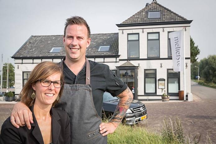 """]Thijs en Anuschka Meliefste: """"Het feit dat we allebei genomineerd zijn voelt eigenlijk al alsof we gewonnen hebben."""""""
