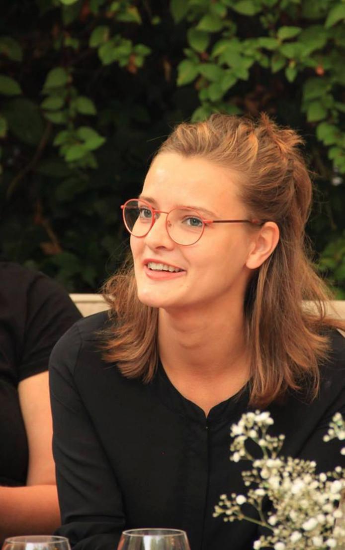 Julia Snijder is mede-oprichter van Buddy to Buddy in Utrecht.