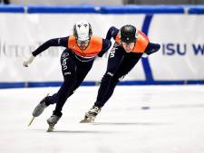 Goud voor shorttrackers op mixed relay in Shanghai