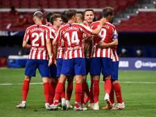 """L'identité des deux cas de Covid-19 à l'Atlético révélée, le quart contre Leipzig """"programmé comme prévu"""""""