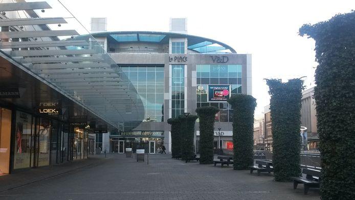 Rotterdamse vestiging van V&D gaat niet meer open.