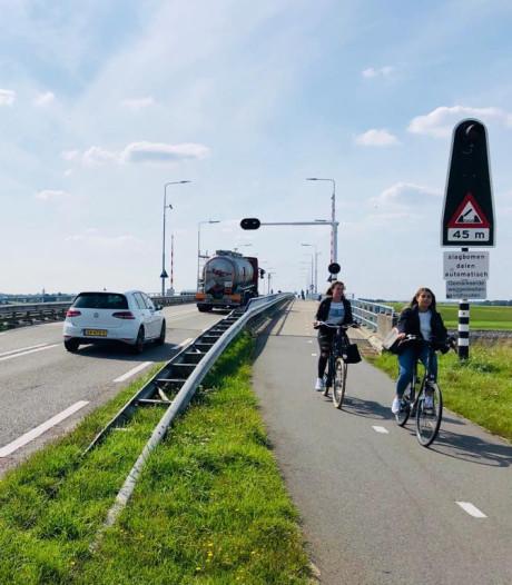 Rijkswaterstaat: Postbrug bij Yerseke maar twee dagen dicht voor fietsers