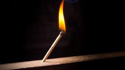 Man probeert huis in brand te steken omdat vrouw hem verlaat
