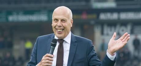 Bijzondere onderscheidingen voor Heracles-voorzitter Jan Smit tijdens afscheid