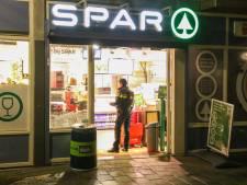 Supermarkt Voorschoterlaan overvallen door man met mes