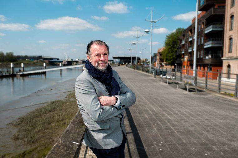 Bomenaar Guy Sempels heeft het burgerplatform Pro Boom opgericht.