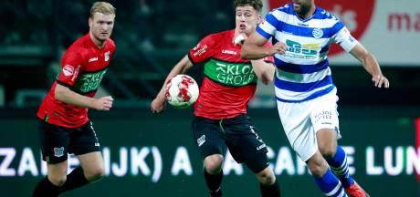 NEC wil tegen FC Dordrecht een sprongetje maken