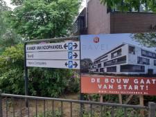 Strijdbijl begraven: sloop begint, de Ravel in Ruitersbos kan gebouwd worden