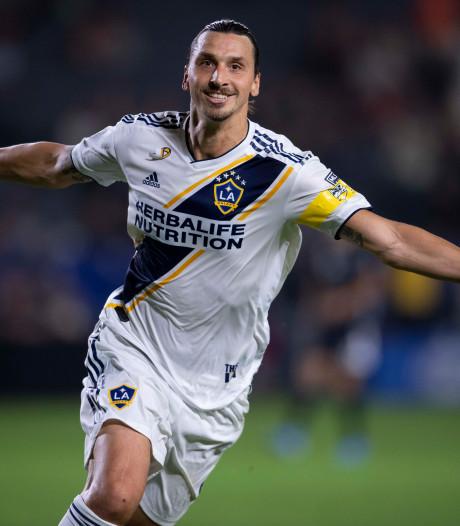 Zlatan breekt clubrecord met tweede hattrick van het seizoen