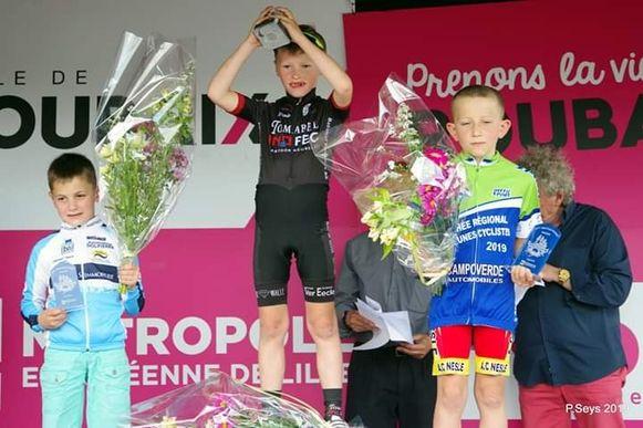 Zico wint Mini Parijs Roubaix