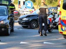 Vrouw gewond bij aanrijding in Oldenzaal