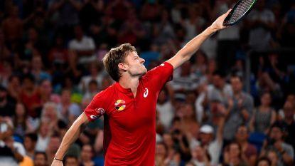 """Onze tennisspecialist Filip Dewulf is onder de indruk: """"Dit deed denken aan de Goffin die in 2017 élke tegenstander tot wanhoop dreef"""""""