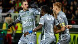 """Waasland-Beveren doet gouden zaak en wipt over KV Oostende: """"En nu tegen Eupen voor historische twaalf op twaalf"""""""