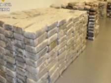 Nederlander gepakt op schip met 3300 kilo coke