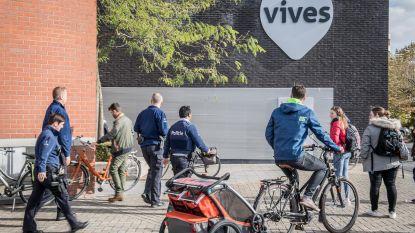 Student Vives die met valse bommelding massale evacuatie veroorzaakte, volgt terug les