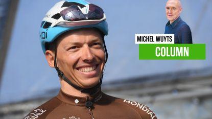 """Michel Wuyts over het beest van de Container Cup: """"Oktoberrevolutie 2020: Naesen wint de Ronde"""""""