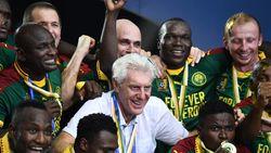 "Glunderende Broos na stunt op Africa Cup, maar: ""Deze groep zit nog niet aan beste niveau"""