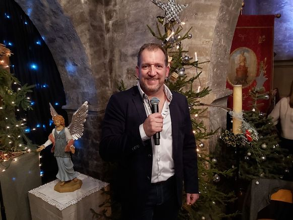 Freek Vanrooy bracht een mooi Kersti Intermezzo voor Senn.
