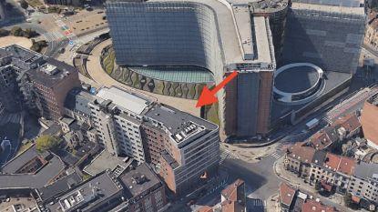 Dit gebouw in Brussel is mogelijk spil in Chinese spionage op EU-instellingen
