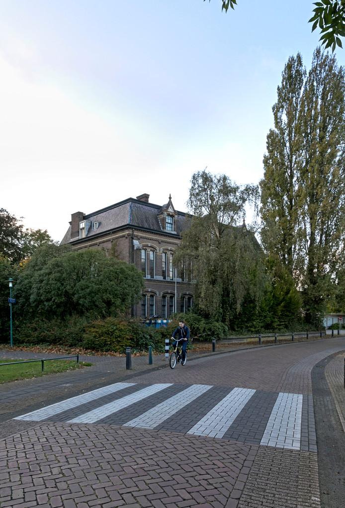 Het Fraterhuis in Deurne.