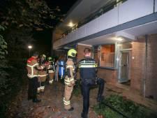 Keukenbrand in Dordrecht: bewoner naar het ziekenhuis