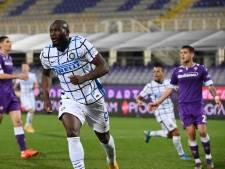 Lukaku envoie l'Inter en quarts de finale de la Coupe d'Italie avec un but à la 119e minute