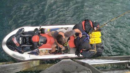 Brit vlucht gewapend met kruisboog op jetski weg uit Australië en strandt op 4 km van Papoea-Nieuw-Guinea