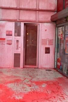 Le siège du Vlaams Belang à Bruxelles vandalisé