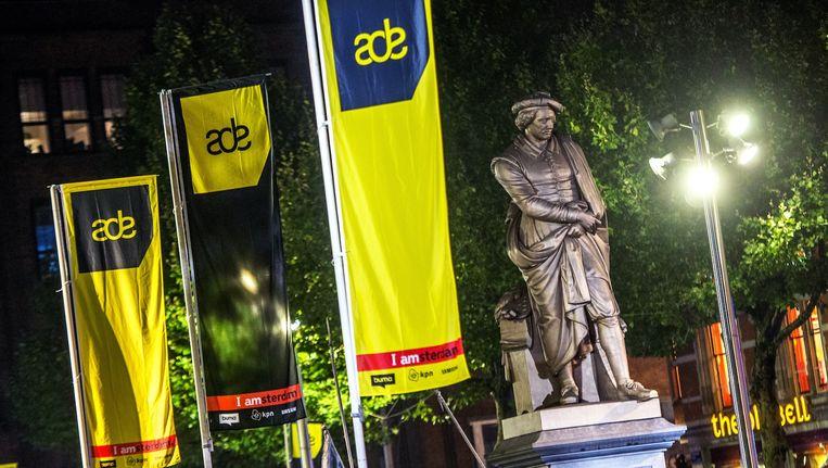Awakenings viert tijdens het Amsterdam Dance Event van dit jaar voor het eerst vijf avonden achtereen feest Beeld anp