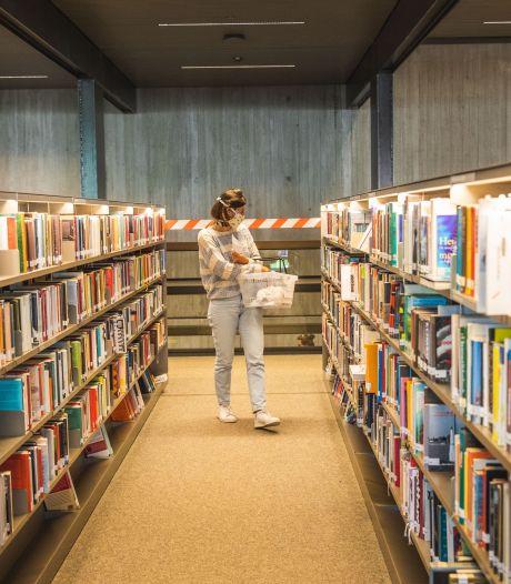 Alle bibliotheken blijven gewoon open, zonder reservatiesysteem