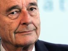 Franse oud-president Jacques Chirac op 86-jarige leeftijd overleden