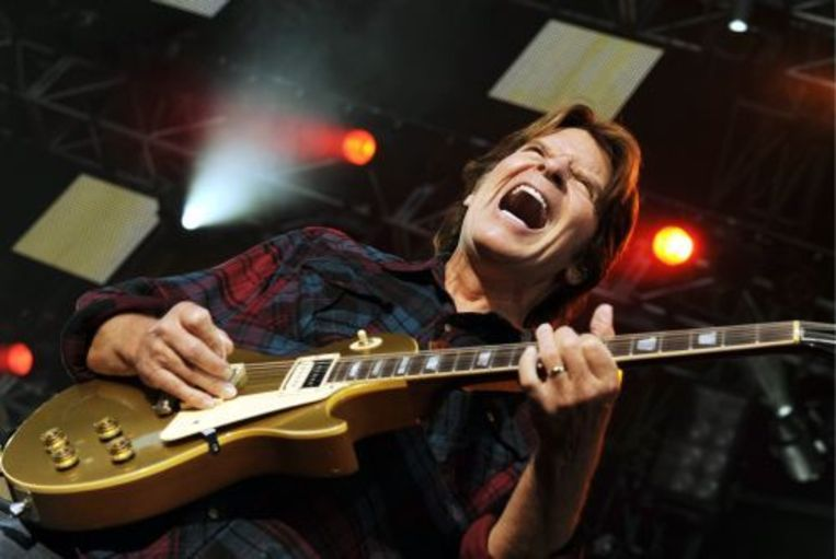 John Fogerty tijdens een optreden in Zurich. ANP Beeld