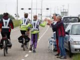 West-Brabant verwelkomt deelnemers Roparun: 'Een vriendelijk woord, dáár gaat niemand dood van'