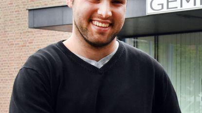 Gilles Bultinck (29) de nieuwe burgemeester