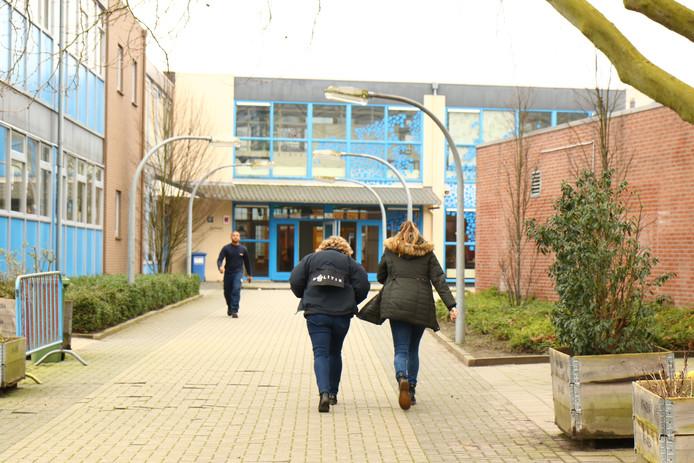Het 16-jarige slachtoffer is een leerling van het Gemini College.