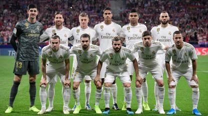 Belgen onder vuur en een middenvelder die lang met foto Ronaldo op scheenbeschermers speelde: de elf van Real doorgelicht