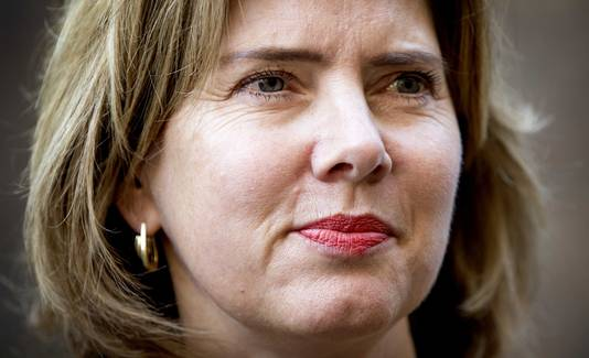 Cora van Nieuwenhuizen, minister van Infrastructuur en Waterstaat.