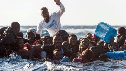 """""""Amerikaans marineschip negeerde hulpkreten van zinkende migranten"""""""