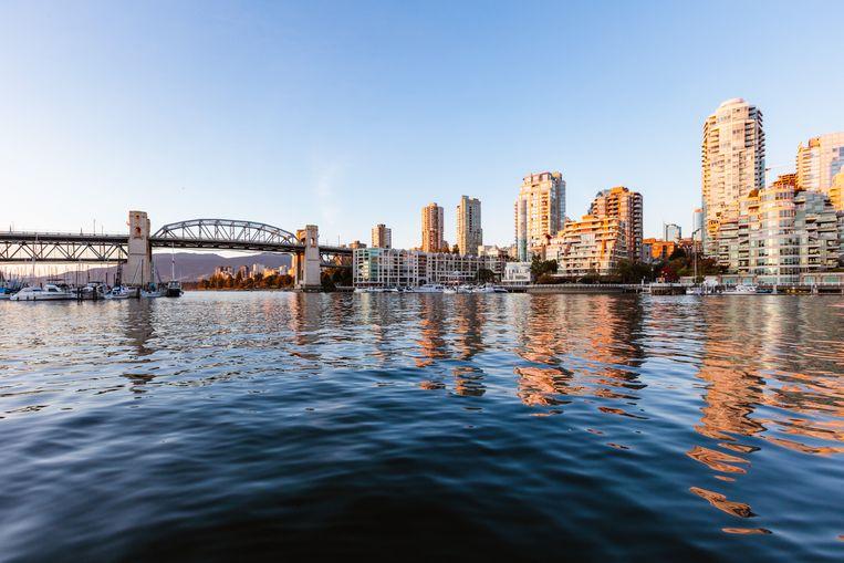 Vancouver in British Columbia.