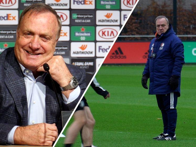 Dick Advocaat stopt: 'Als clubtrainer dan, he?'